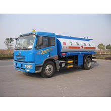 4 x 2 Faw 12000L carro del tanque de combustible de acero carbono (HZZ5162GJY)