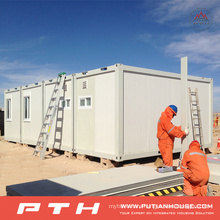 Modern Prefabricated Container House for Hotel Building with High Quality