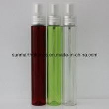 Bouteilles colorées PP 75mm avec des vis aluminium bouteilles