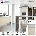 Modern Style Kitchen Cabinet with Aluminium Handles