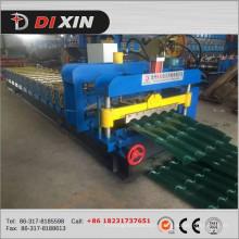 Machine de fabrication de carreaux de toit Dx 1100