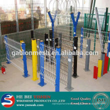 Cheap galvanized steel fence posts/stainless steel fence with good price(China factory)