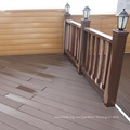 Pool And Garden Use Wpc Decking