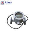 Irrigation water crude oil flow meters