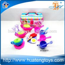 2014 wholesale plastic cutlery play house cutlery sets plastic cutlery toys H140977