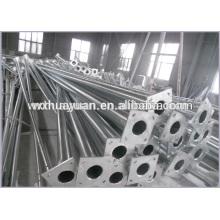 Postes de acero galvanizado