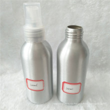 Косметический Алюминиевый 120 мл бутылка с Белый туман Опрыскиватель