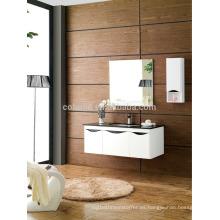 La familia clásica K-1035 utilizó el gabinete de cuarto de baño del fregadero doble, productos de la vanidad de los muebles del cuarto de baño