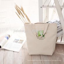 eco friendly cotton canvas tote bag