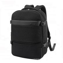 Large Capacity Waterproof Men Business Laptop Bag Backpack With USB Charging Port