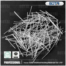 fibra de engenharia de fibras descontínuas pp