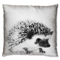 cute  hedgehog design cushion