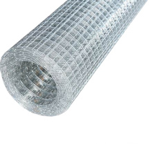 Rust proof stainless 1/2x1/2 galvanized welded 1mm wire mesh square made in China