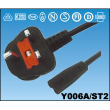 UK BSI AC Power Plugs