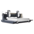 Double Spindle CNC Plate Processing Machine