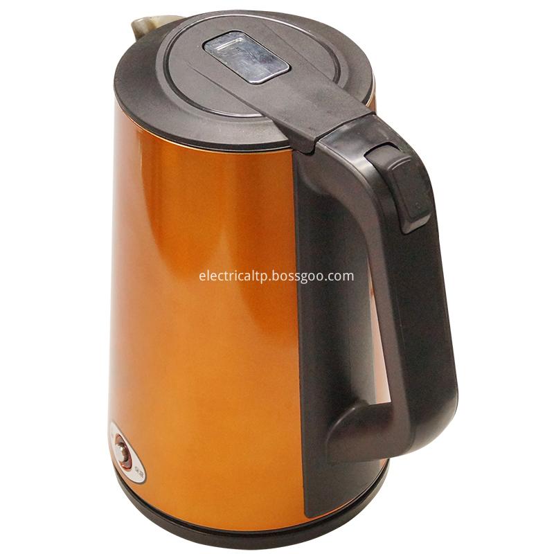 Keep warm function kettle