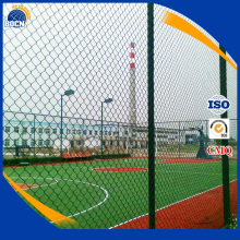 Chain Link Fence pvc coated chain link fence
