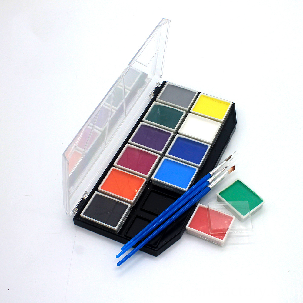 Water Based Face Painting Kit