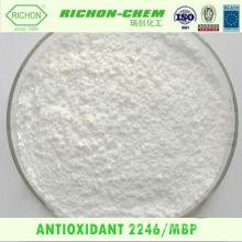 Alibaba com Mejores Antioxidantes Procesamiento SIDA Polvo Antioxidante 2246 Antioxidante MBP