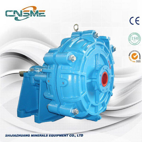 Horisontell High Head Slurry Pump