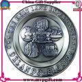 Metal Trophy Plate mit 3D Logo