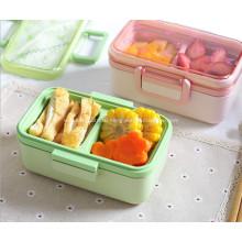 Tott Bamboo Fiber Lunch Box с разделителями