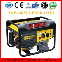 Générateur d'essence de type de 2kw Sp pour l'usage à la maison avec du CE (SP2500)