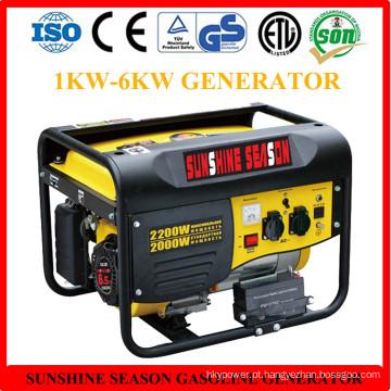 2kw Sp Gerador Gasolina para Uso Doméstico com CE (SP2500)