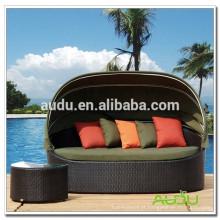 Audu Garden King Size Round Bed On Sale