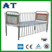 S.S. Stainless Steel Baby Icu Sleeper Bed