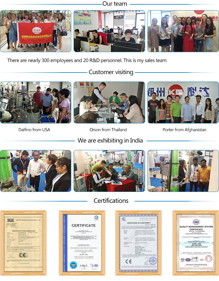 Factory Direct Selling on Line High Pressure Reactor Autoclave