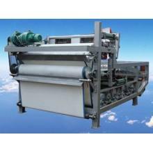 Bandfilterpresse zur Abwasserbehandlung
