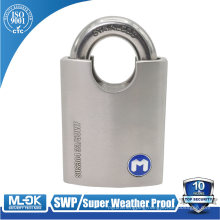 MOK@33/50WF Best quality low discount padlock high security anti-cut,weather proof padlock with master key