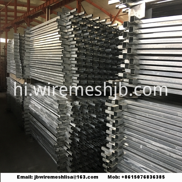 High Quality Zinc Steel Fence Wall
