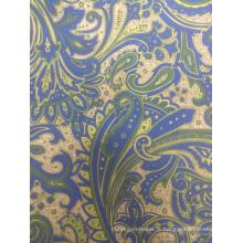 Tissu en doublure en polyester avec nouveaux motifs