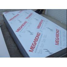 Megabond Bunte Dibond Aluminium Verbundplatte ACP