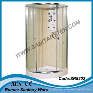 Round Shower Enclosure & Shower Cabin (SR8202)
