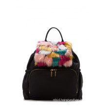Fashioned Backpack with Multi Color