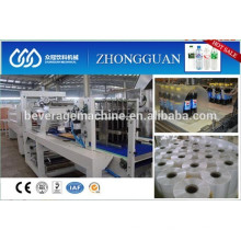 High Quality Automatic PE Film Shrink Wrap Machine