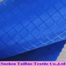 Polyester Oxford enduit de PVC pour le tissu de tente