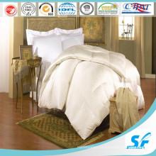 Roupa de cama hospitalar em cor branca