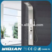 Ducha de vapor DreamLine Majestic Jetted Panel de ducha de acero inoxidable