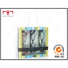 Emballage de lunettes de lecture pour dames avec disply PC Reading Glasses (75139)