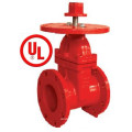 UL / FM 200psi Nrs Type Flanged End Gate Valve