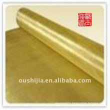 Hot sale brass wire mesh(manufacture)