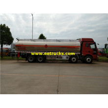 FAW 8000 Gallons Milk Tanker Trucks