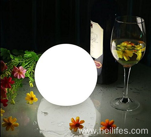 Waterproof Solar Colorful Night Light