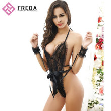 Wholesale Neck Rope Deep V Sexy lingerie