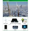 Turbina de viento que acampa montada tejado 300W 0.3kw para supervisar
