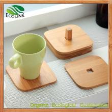 Bamboo Cup Mat Bamboo Coaster Bamboo Tableware